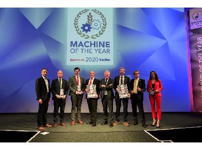 New Holland BigBaler 1290 High Density gana el premio Máquina del Año 2020 en la categoría de recolección de forraje en Agritechnica 2019
